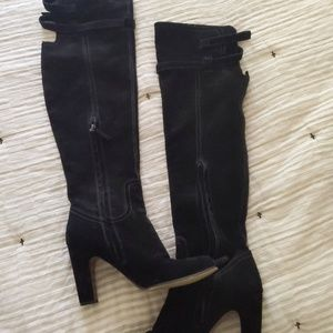 OTK black boots